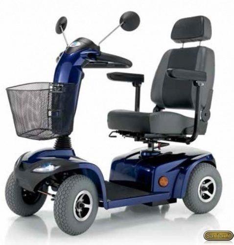 scooter elettrico per disabili e anziani